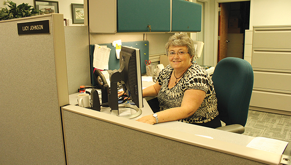Lucy Johnson is retiring July 31 after 32 years as Austin's city clerk.
