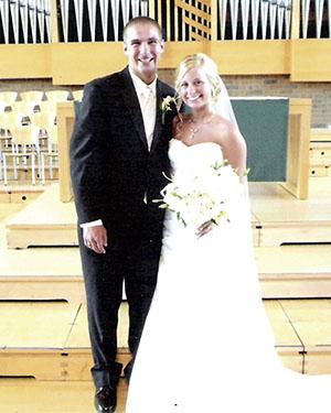 Kathryn Hasher and William Hagan