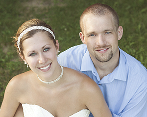 Natalie and Nathan McFarland