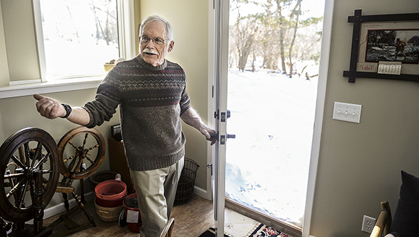 """Dr. Richard """"Dick"""" Schindler, a retired doctor and well-known Austin community member, passed away Saturday. -- Herald file photo"""