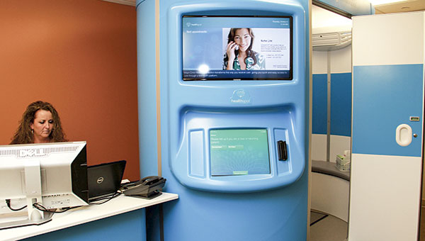 Mayo Clinic Health Connection kiosks will soon be seen in Austin Public Schools. Herald file photo