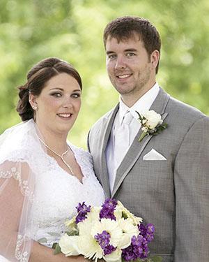Diana and Ryan Waldbillig