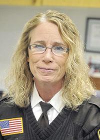 Mower County Sheriff Terese Amazi