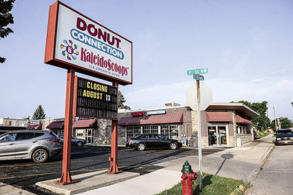 The Donut Connection will close next week after more than 40 years in various incarnations.