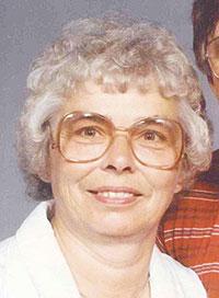 Alvina Elizabeth Stuhr, 87