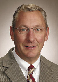 Director of Finance and Operations Mark Stotts