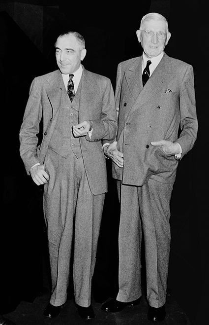 1940s Jay C and George A Hormel.Full