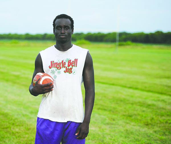 Wes Olulu, Grand Meadow.