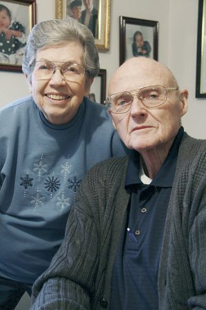 """Malcolm """"Mac"""" McDonald and his wife, Judy. Both say they would choose Death with Dignity measures. Right now, there are no Minnesota laws that allows a voluntary death by self-administering medication. Deb Nicklay/deb.nicklay@austindailyherald.com"""