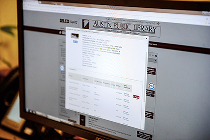 The Austin Public Library has unveiled it's new Stack Map function that makes it easier to find books within the library.
