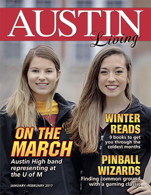 AS found in the latest issue of Austin Living Magazine