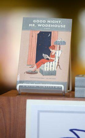 Good Night, Mr. Wodehouse by Faith Sullivan