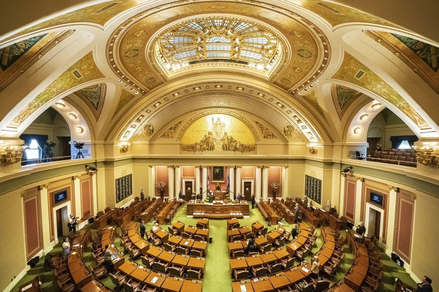 Tide turns on Minnesota legislative session – Austin Daily Herald